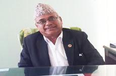 Nepal Co-op Chief thanks Awasthi and Balu
