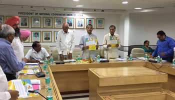 Chandra Pal releases NCCT brochure