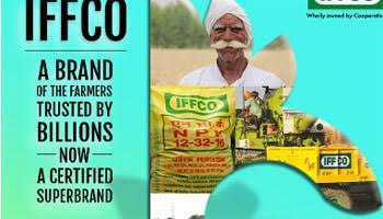 Jubilation in IFFCO as it acquires Superbrand tag