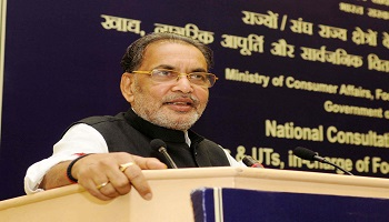 Rotting food grains: Minister makes tall claims