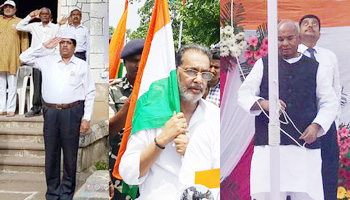 Cooperators celebrates 70th I-Day with gusto