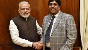 DCCBs in trouble: Sanghani meets PM