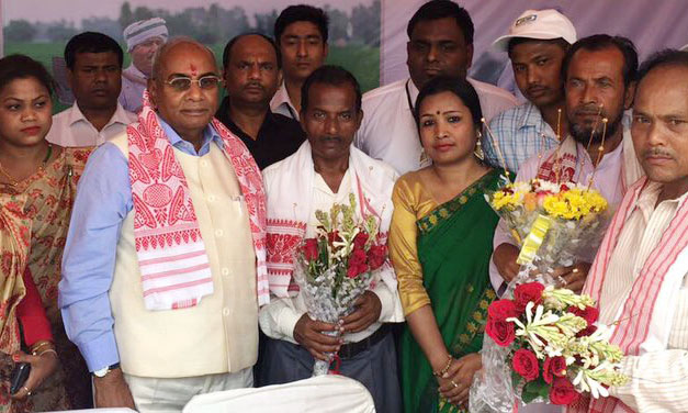 Farmers' Connect: IFFCO MD turns to North-East