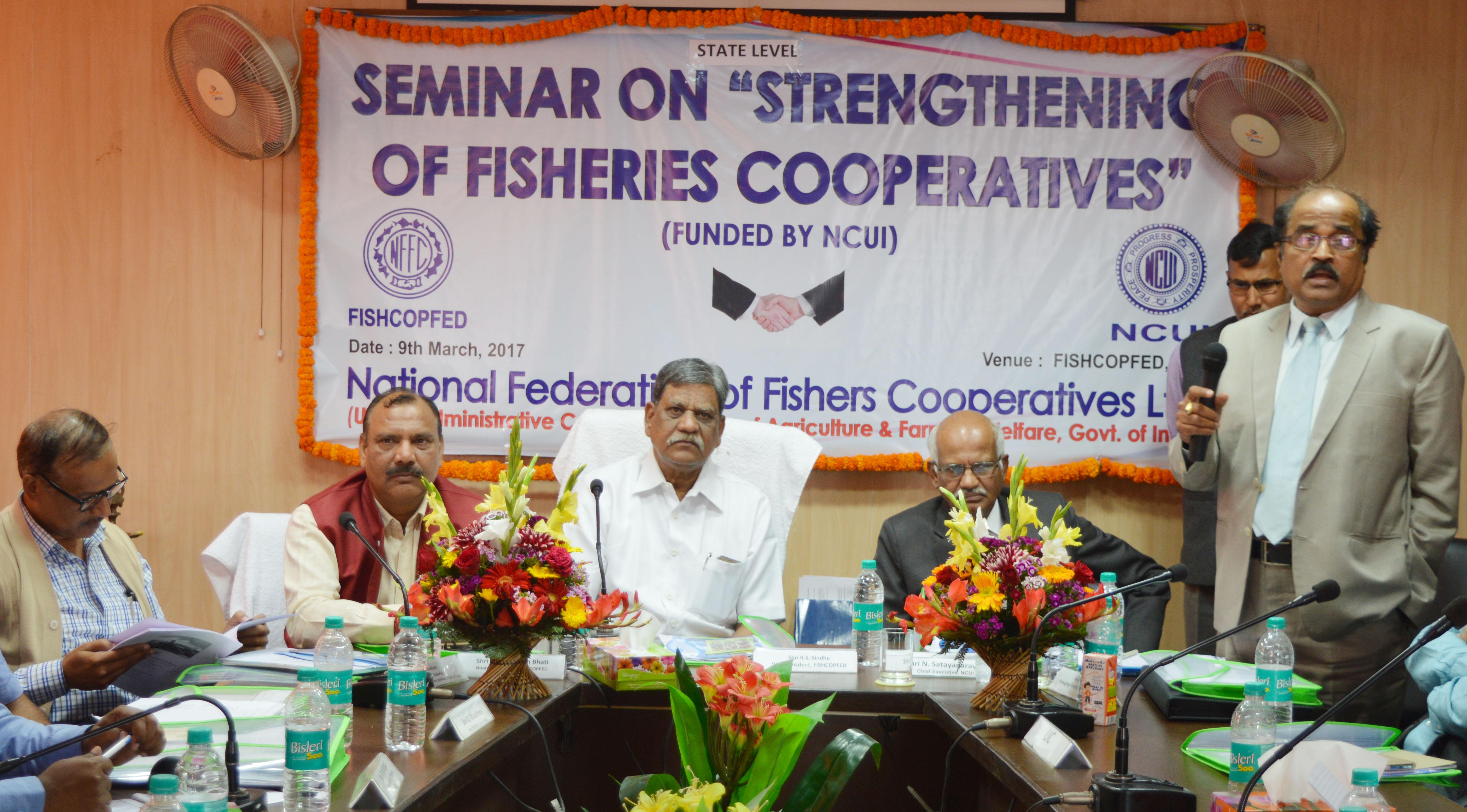 Fishcopfed is part of Blue Revolution: Govt