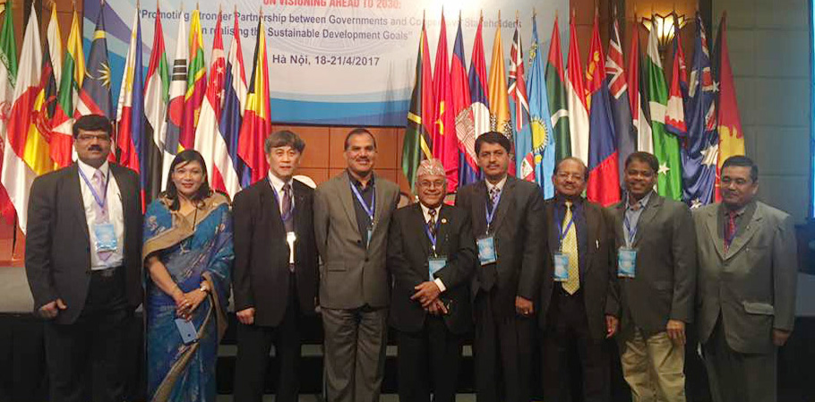Structural reforms needed in ICA A-P: Vietnam Vice-Prez