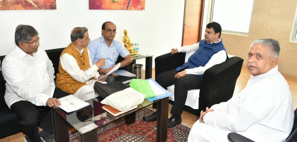 Supari ban: Campco Prez Satishchandra meets CM
