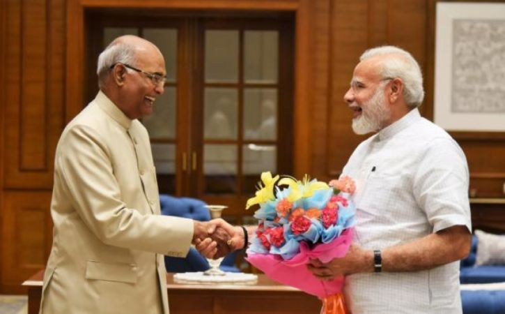 Presidential Polls 2017: Shiv Sena Finally Decides To Support Ram Nath Kovind