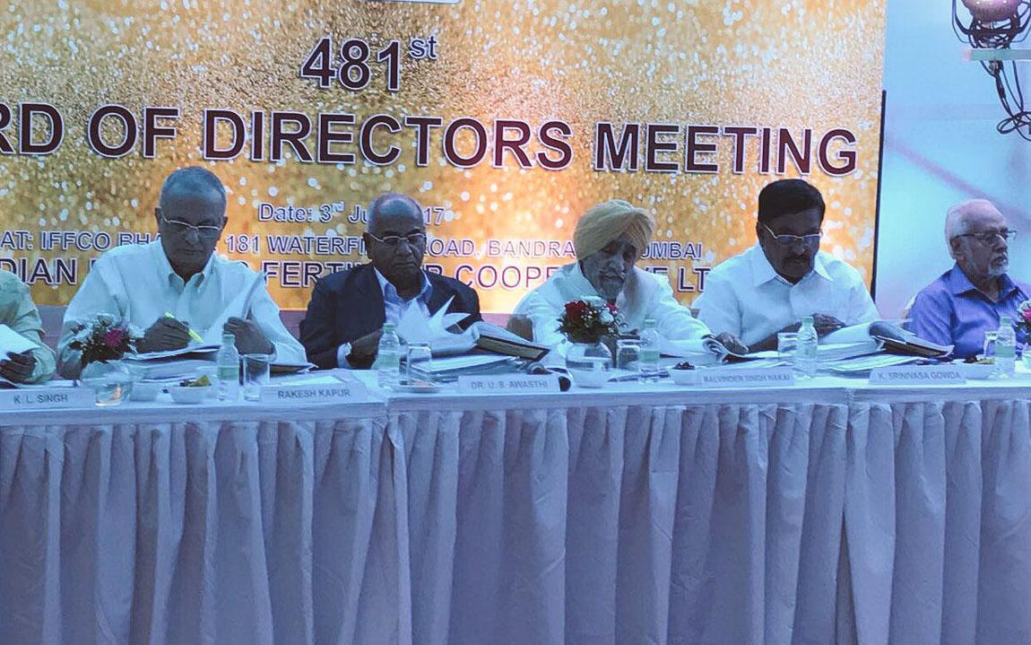 Uniting India: IFFCO Board meets in Mumbai