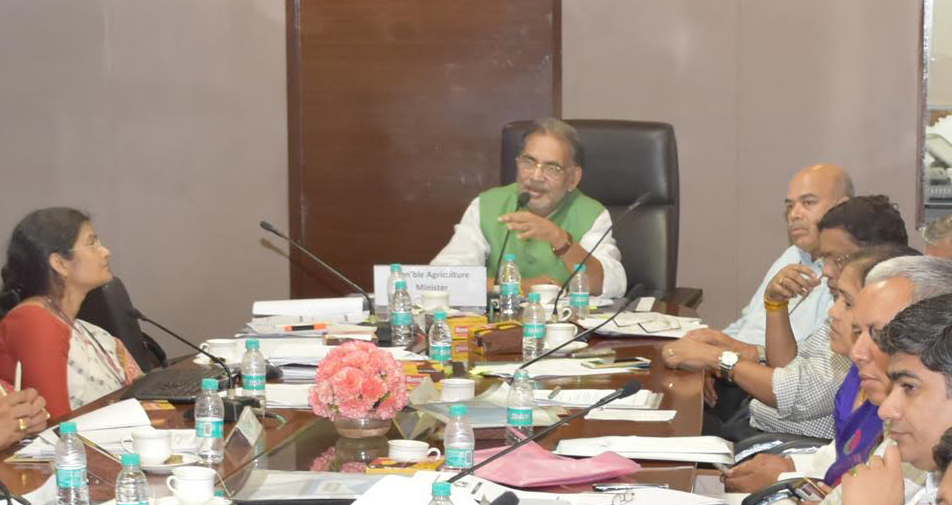 Farmers' income: Singh sees States as equal partners