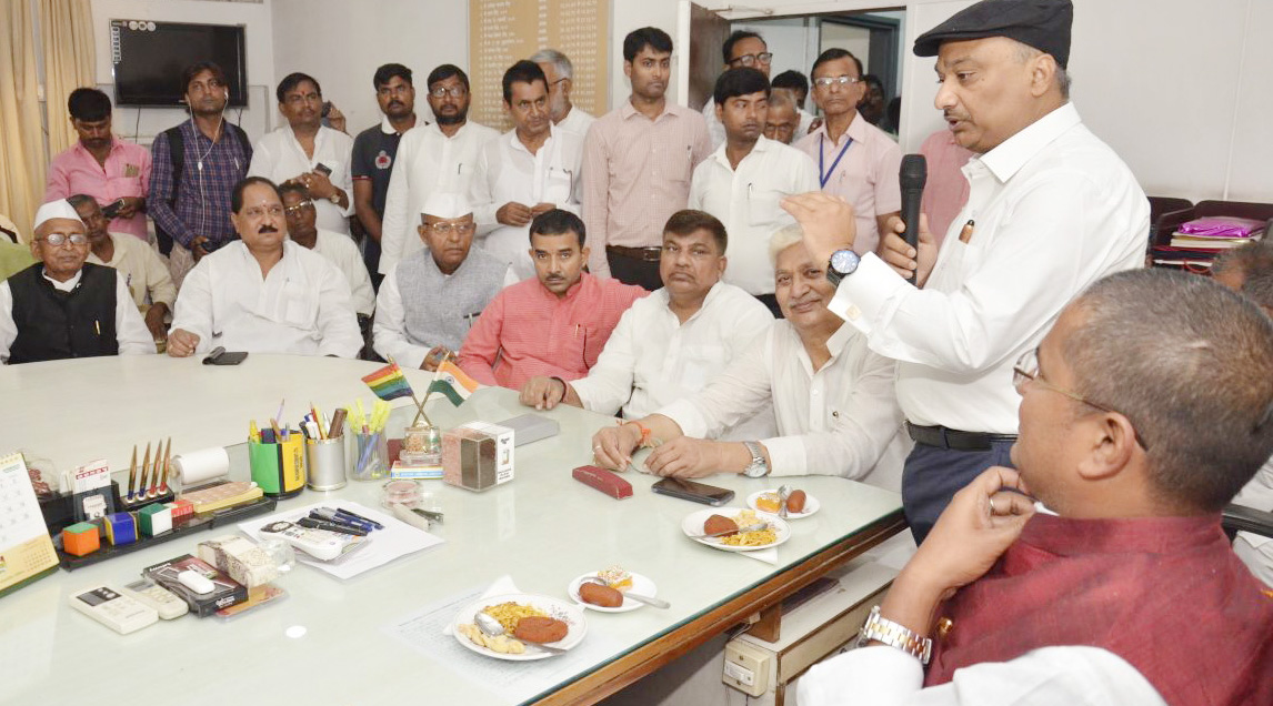Let's replicate Gujarat model: Bihar Co-op Minister