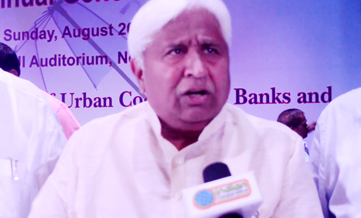 No leadership crisis in Nafcub: Patil