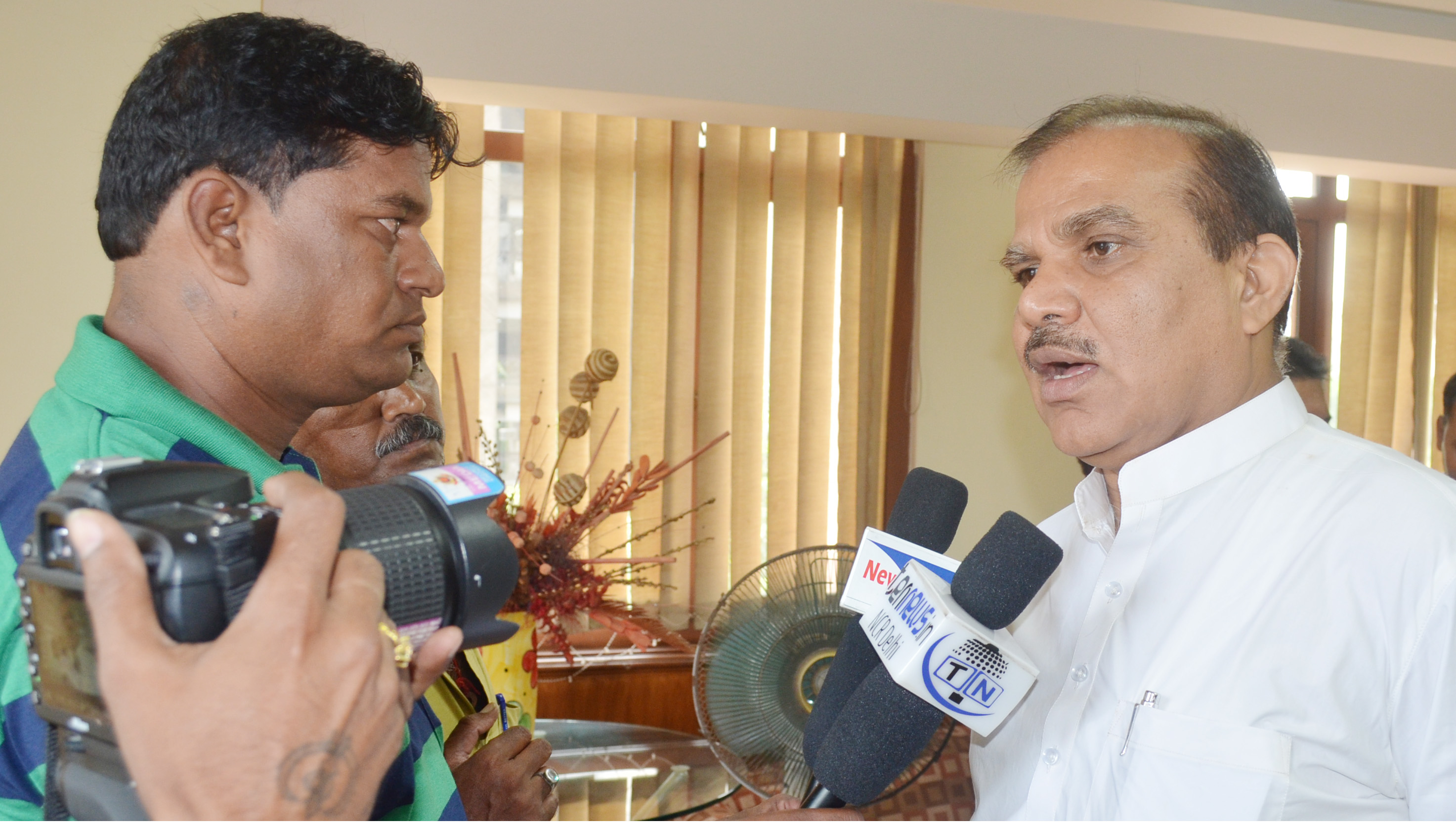 Co-ops alone can wipe tears: Chandra Pal