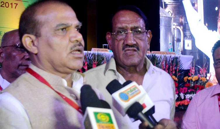 NCUI Prez enthused with PM's speech: Watch Video