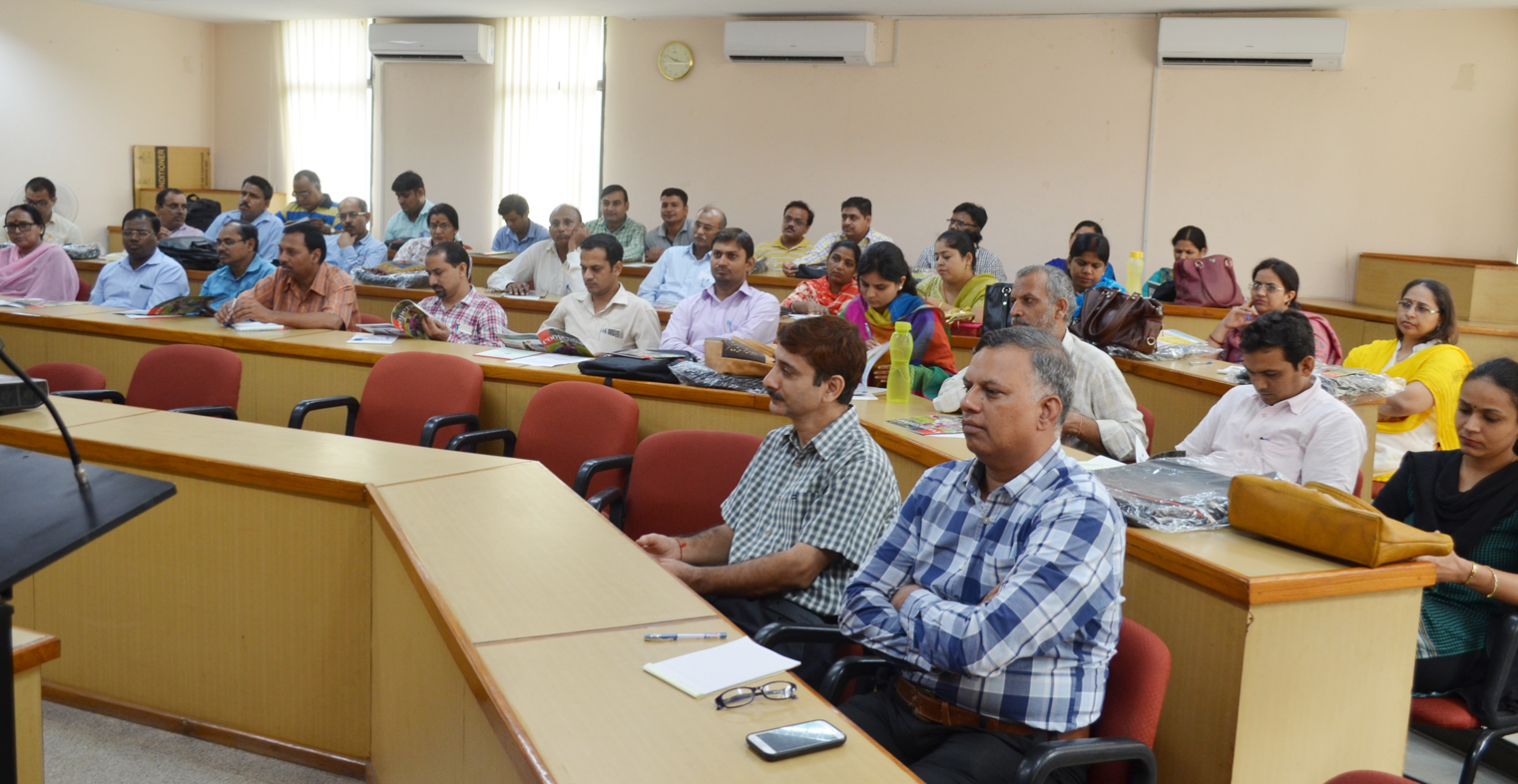 Kendriya Vidyalaya: NCUI trains teacher on co-op values