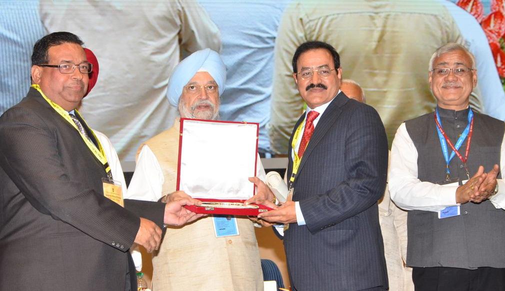 KRIBHCO bags Swacchata Sewa Award