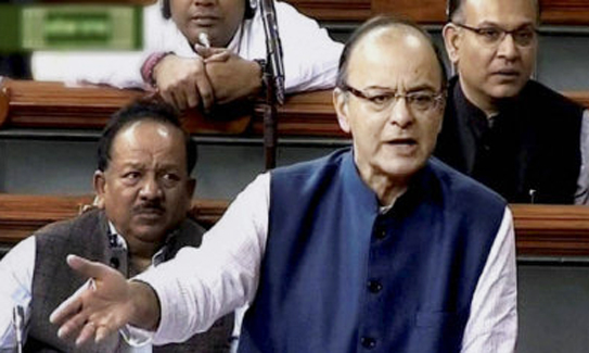 IT exemption: Cooperators peeved at Jaitley's stand