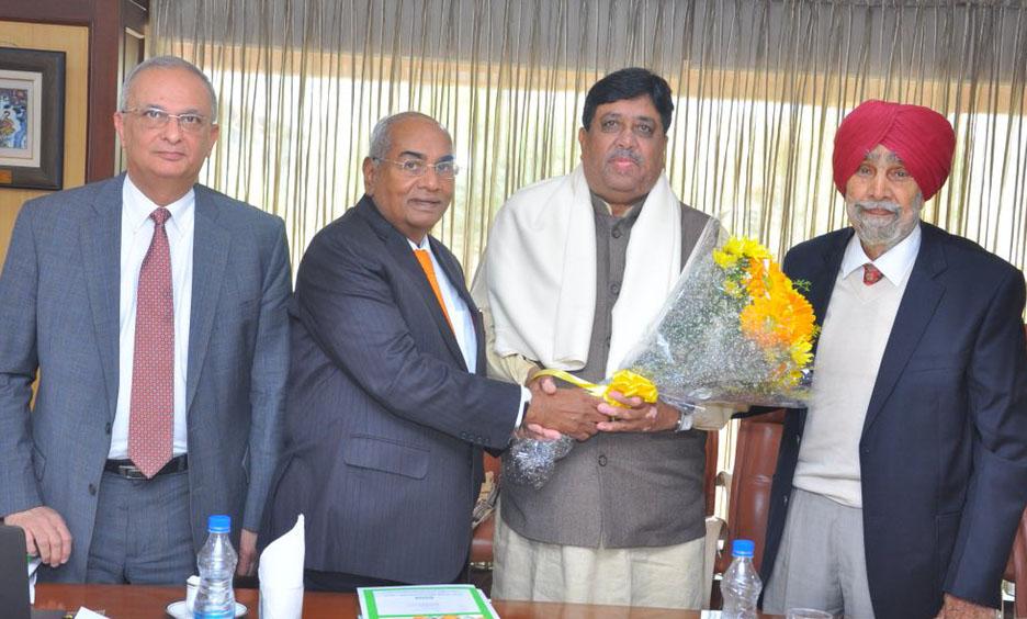 IFFCO welcomes Dileep Sanghani to its fold