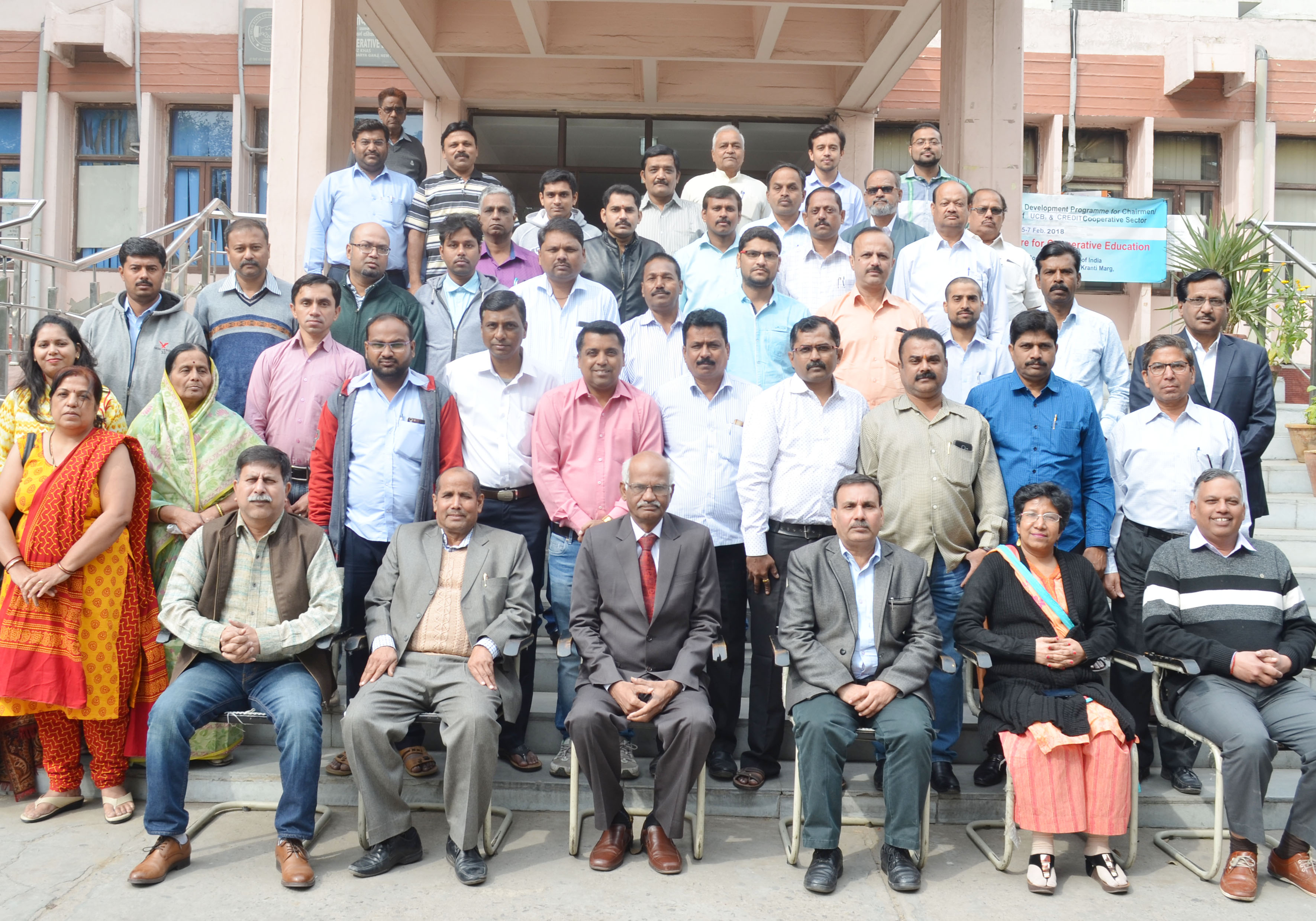 NCCE teaches Cyber Security to UCBs members