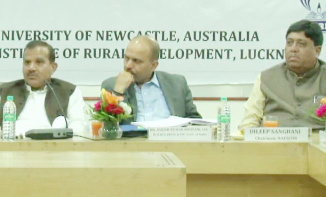 Ice Broken: NCCT Committee meets after 8 months!