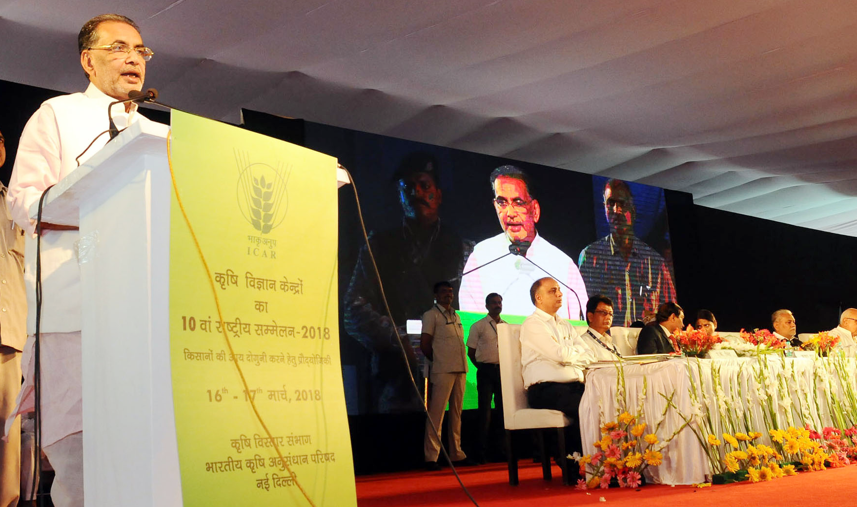 Mela leads to fruitful exchange between farmers and scientists: Singh