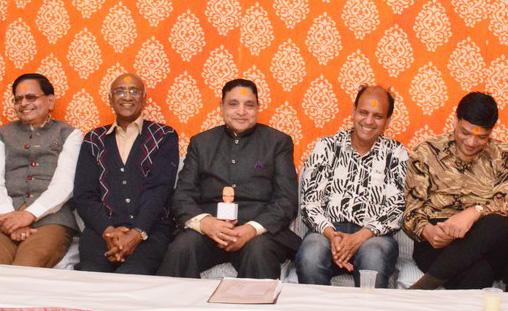 Vaish Co-op New bank: Gupta got re-elected as Chairman
