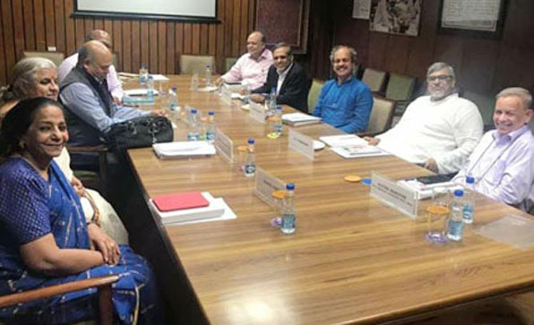 NCDC: LINAC meets for the first time in Delhi