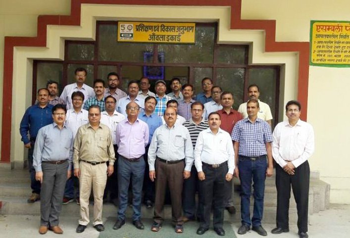 NCCE trains co-op staff-members of IFFCO Aonla