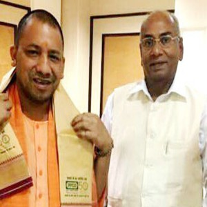 yogi with IFFCO md copy